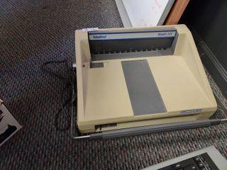 VeloBind Model 223 Binding Machine