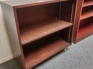 Small Wooden Shelf  Approx  30  l x 12  W x 30  H
