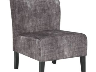 Triptis Casual Charcoal Accent Chair  Retail 108 88
