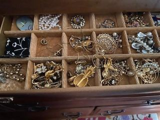 Antique Furniture, Costume Jewelry and much more