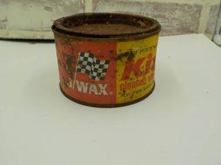 wax can