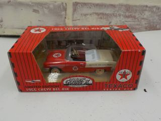small die cast pedal car 1955 chevy