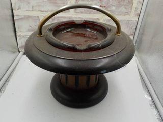 vintage ash tray