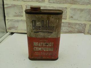blue ribbon can