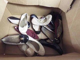 lot of women s shoe s