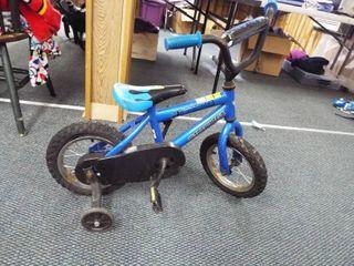 Boy 12 5  bike