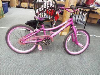 Girl 20  bike