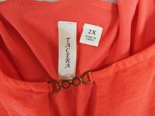 Women s tacera dress size 2Xl