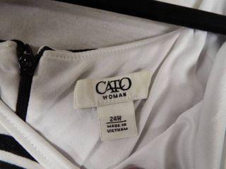 Cato wome s dress size 24w