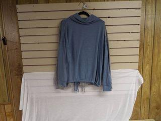2 DIP women s shirts blue one 2Xl and grey 3Xl