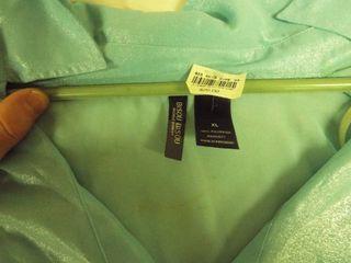 Bisou Bisou women s blouse size Xl