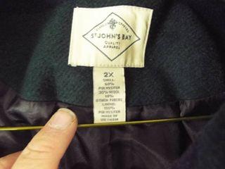 ST johns bay women s jacket size 2Xl