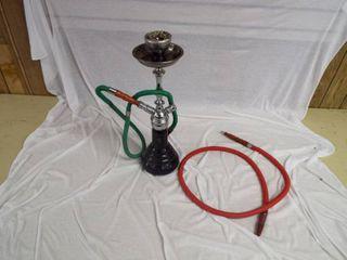 Guru hookah with extra hose