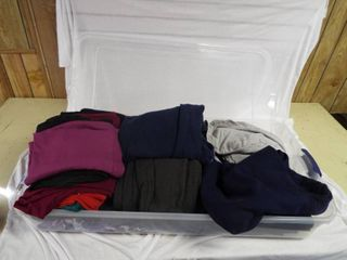 lot of women s clothing