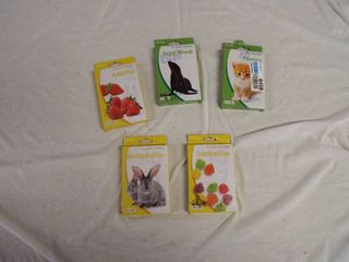 lot of bendon flash card s