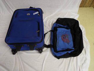 2 luggage bag s