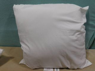 Target euro polyester pillow 26 in X 26 in