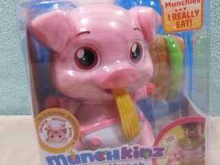 Pig Munchkinz interactive toy