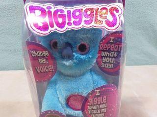 Bigiggles Bruce  koala take along friend