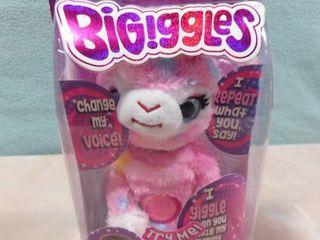 Bigiggles Diego llama take along friend