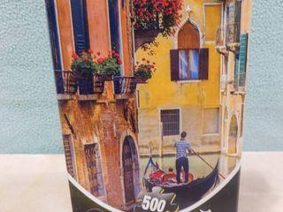 500 piece Italy puzzle