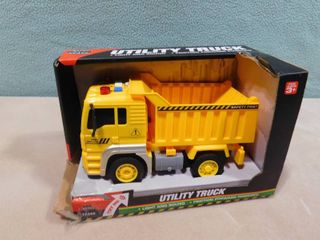 City action team utility truck