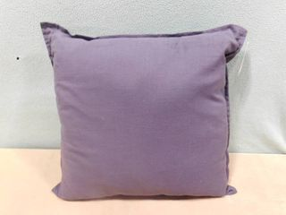 Rizzy square navy decorative pillow 20 in X 20 in