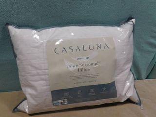 Casaluna medium down surround pillow standard queen