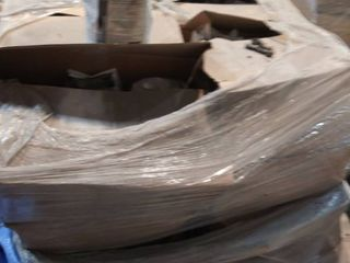 pallet of grout