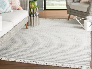 The Curated Nomad Oaview Indoor  Outdoor PET Yarn Area Rug  Retail 371 49