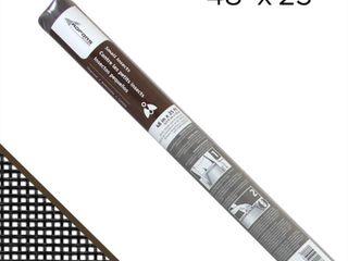 Saint Gobain FCS8502 M 48  X 25  Charcoal Fiberglass Insect Screen Wire
