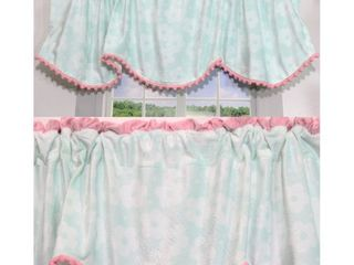 Nurture Butterfly Wings Valances  2 Window Saver Pack