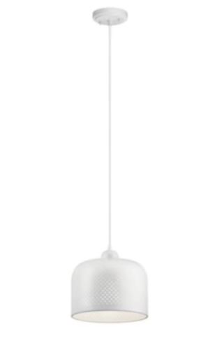 Kichler Pendant 82283 White Farmhouse Modern light