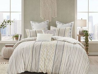 Ink Ivy Imani 3 Pc  King California King Cotton Comforter Mini Set Bedding