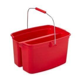 Rubbermaid Commercial Products Double Pail 19 Qt  Mop Bucket