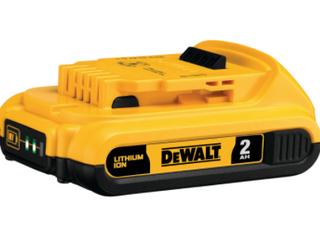 Dewalt 20v lithium Ion Battery