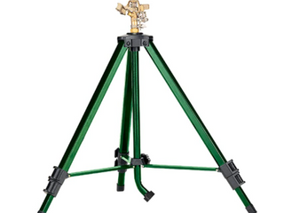 Orbit Tripod Adjustable Height Hose Attachable Water Sprinkler