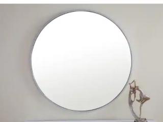 Strick   Bolton Prine Metal Frame Eternity Mirror