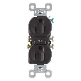Pass   Seymour 3232TRCC14 Tamper Proof Duplex Receptacle 15 Amp 125 volt