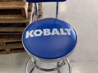Kobalt garage chair  adjustable does not work