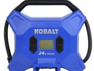Kobalt 24v Max high pressure inflator   needs battery