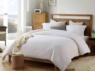 Porch   Den Arlinridge Farmhouse White Comforter