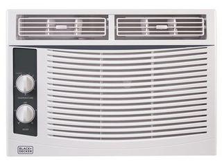 BlACK DECKER 5 000 BTU Mechanical Window Air Conditioner