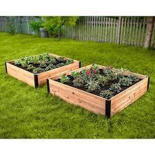 vita 3x5 ft garden bed