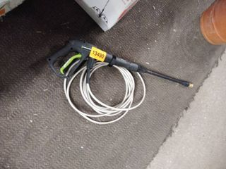 greeworks sprayer nozzle and hose