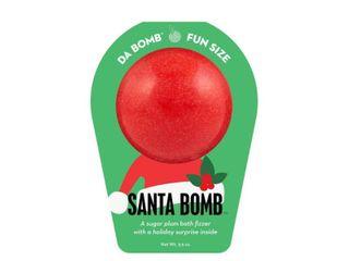 Da Bomb Bath Fizzers Santa Bath Soaks   3 5oz