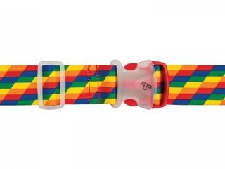 Travelon luggage Strap  Rainbow Colors