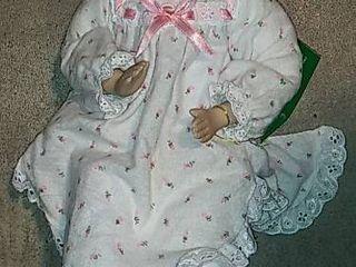 House of lloyd Christmas Doll 1992