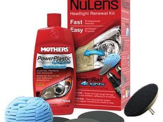 MOTHERS 7251 Nulens Headlight Renewal Kit