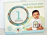 Stepping Stones Baby s First Year Belly Stickers